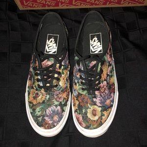 b7e1d56c4e Vans Shoes - Hot 🔥Tapestry Floral Vans! Temporary SALE